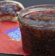 recette de confiture simple de figues
