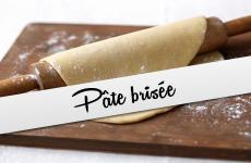 Recette de pâte brisée