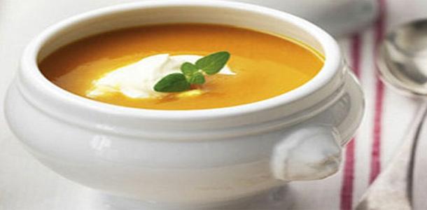 recette simple de soupe au potiron
