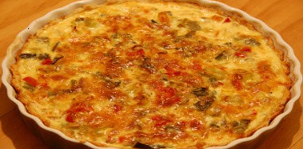 Recette quiche aux poireaux traditionnelle facile for Entree chaude rapide