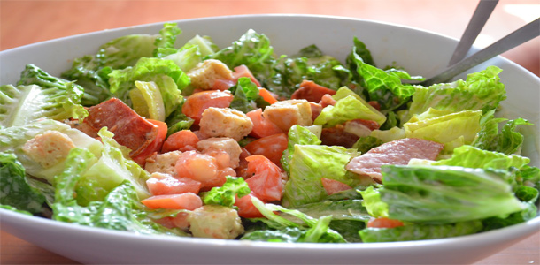 Recette salade au fromage