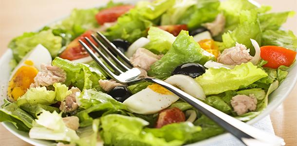 recette salade au thon facile. Black Bedroom Furniture Sets. Home Design Ideas