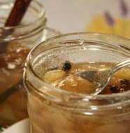 confiture poire vanille recette