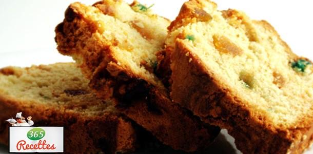 recette cake de grand-mère très facile