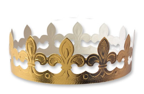 galette des rois couronne - photo #1