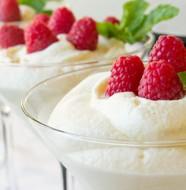 recette mousse au chocolat blanc facile