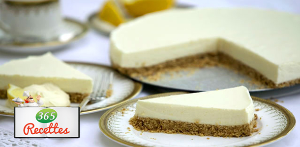 Recette Cheese Cake Simple Inratable Au Fromage Blanc