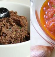recette de crêpes aux deux sauces