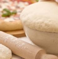 pâte à pizza italienne très facile