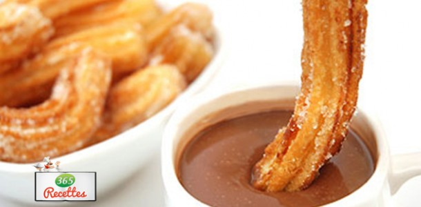 recette du churros au sucre fa on cyril lignac. Black Bedroom Furniture Sets. Home Design Ideas