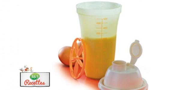 recette rapide de p 226 te 224 cr 234 pes au shaker tupperware