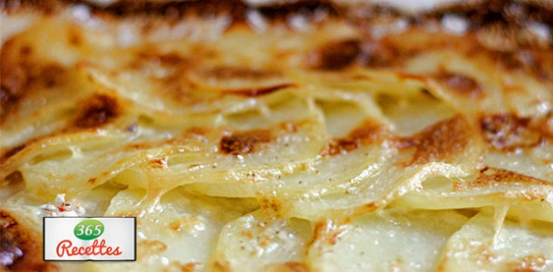 recette rapide du gratin dauphinois aux pommes de terre au micro ondes. Black Bedroom Furniture Sets. Home Design Ideas