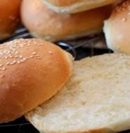 recette petits pain hamburger maison