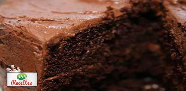Recette gâteau au chocolat fondant sans beurre