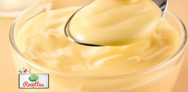 recette rapide de la crème pâtissière