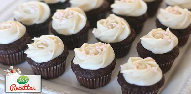 recette gla age au fromage frais pour cupcakes rapide. Black Bedroom Furniture Sets. Home Design Ideas