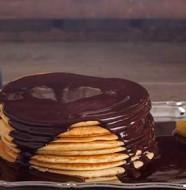 recette pancakes au chocolat