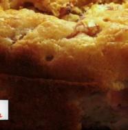 recette facile du cake au jambon