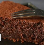 Fondant au chocolat moins calorique sans beurre