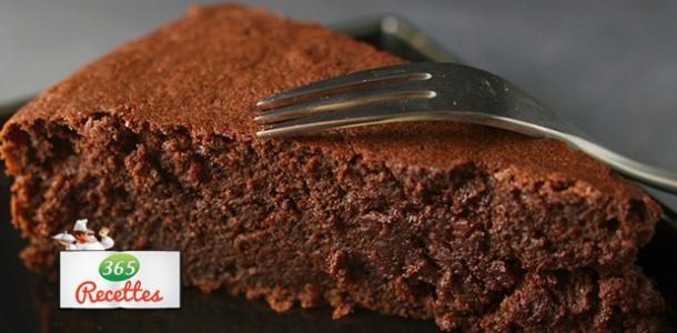 Recette Facile Du Fondant Au Chocolat Sans Beurre