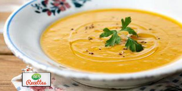 Recette soupe rapide de l gumes au thermomix - Soupe de legume maison ...