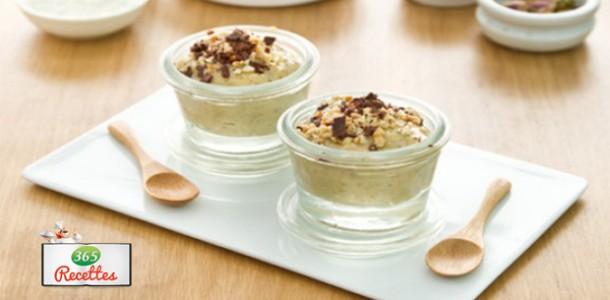 dessert ramadan bouza aux pistaches