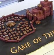 cake et gateau game of throne