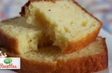 recette gâteau au yaourt sans œufs et sans beurre