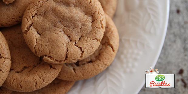 Gateau cookie sans beurre