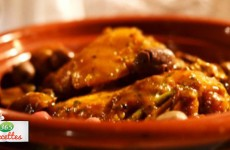 tajine marocain aux fruits secs