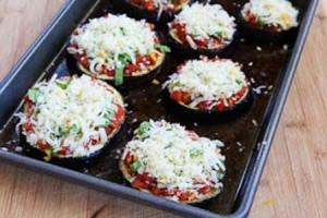 aubergine au fromage