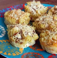 muffins macaroni et fromage