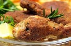 recette poulet frit