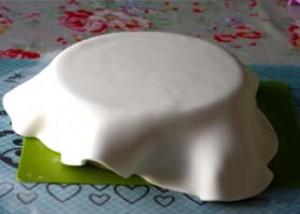 remplir le cake