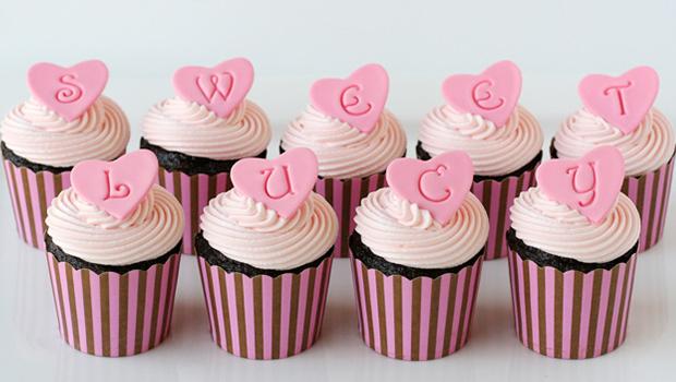 cupcake décoration