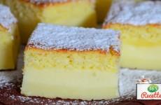 recette gâteau magique vanille