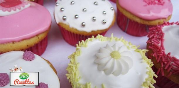 glaçage pour gâteau au blanc d'œuf