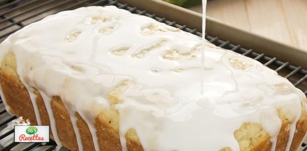 Cake Au Citron Avec Gla Ef Bf Bdage