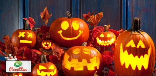 meilleures recette Halloween facile et rapide