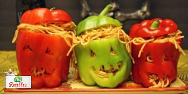 Recette spaghetti d 39 halloween - Recette gateau halloween facile ...