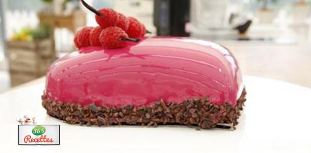 Recette gla age miroir rose - Glacage cupcake facile ...