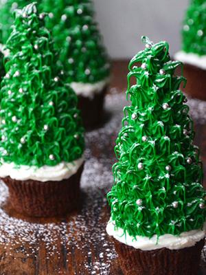 cupcake de noel facile