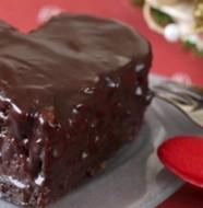 dessert saint valentin au chocolat